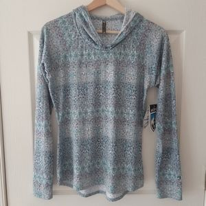 NWT Kuhl Seaglass Artisan Hoody Pullover Size XS